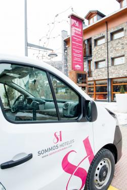 Services at the SOMMOS Hotel Aneto