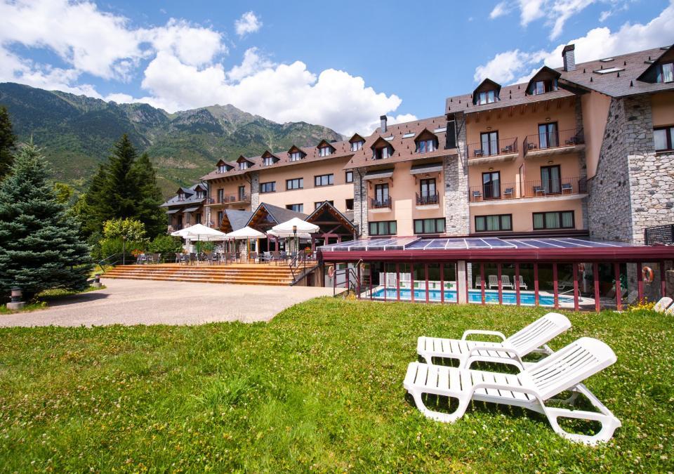 SOMMOS Hotel Benasque Spa***