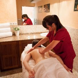 Massages at the Sommos Wellness Spa