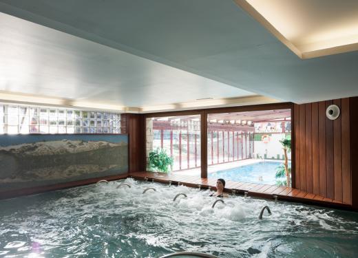 SOMMOS Wellness & Spa in Benasque - Spanish Pyrenees