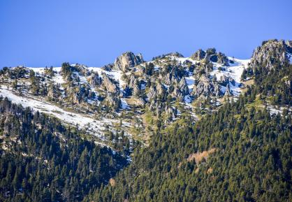 Gaudeix de la muntanya i esquia a Cerler