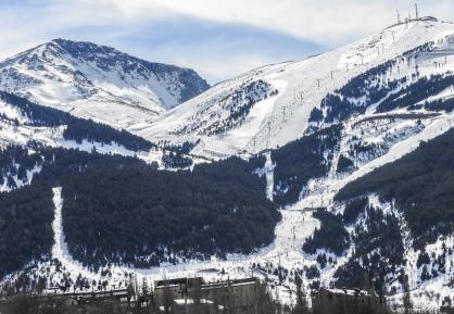 Turisme d'esquí: Estació d'Aramón Cerler