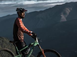 Las mejores rutas btt en el pirineo aragonés con Edu Moreno