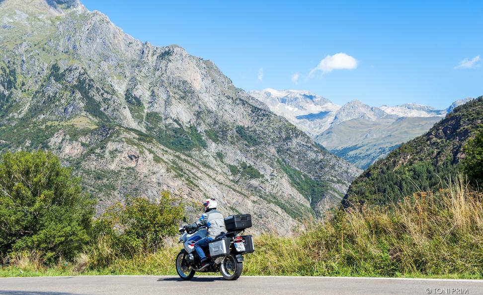 Pirineo Aragonés, es considerado la Meca de la alta montaña española