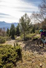 Cyclisme et VTT à Benasque, Pyrénées