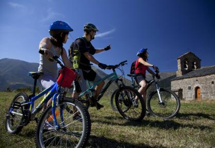 Routes & outings around Benasque with children