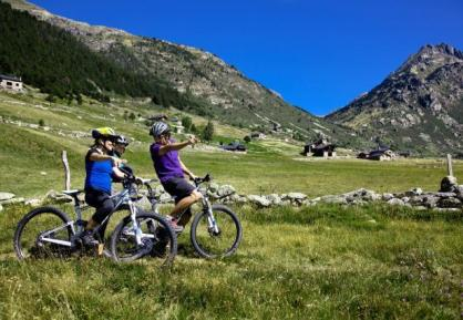 Biking with your family