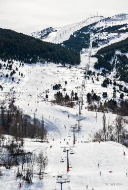 Esquí i esports de neu a Benasque, Pirineu de Huesca