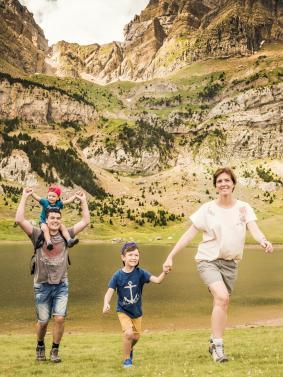 Activitats amb nens a la Vall de Benasque