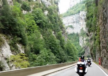 The Gorges