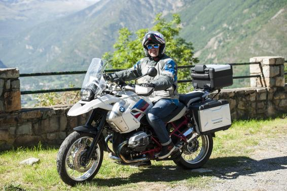 The perfect hotel for motorbike routes through Aragon