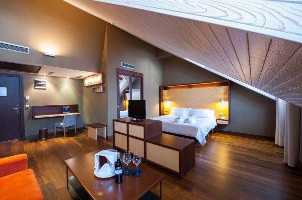 Habitació Junior Suite