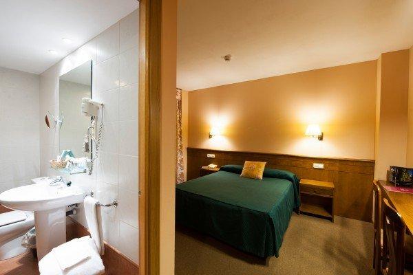 Habitación doble con cama adicional (3 adultos)