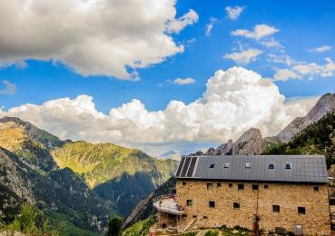 Sentier Cascade d'Espigantosa – Refuge Ángel Orús