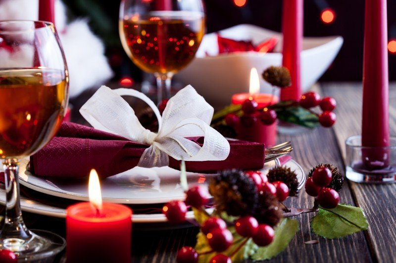 Special Christmas menus: Christmas and New Year. Celebrate it at SOMMOS Hotels!