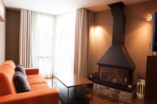 Habitació Junior Suite amb Xemeneia