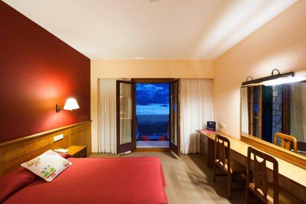 Chambres Doubles Standard avec Terrasse